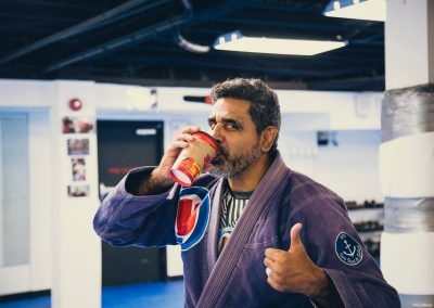 Brazilian jiu jitsu seminar with Wendell Alexander at Grapple Lab BJJ (Nova Uniao)